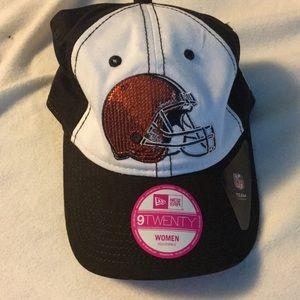 609ba7c7 New Era Other | Nwot Cleveland Browns Womens Ball Cap | Poshmark